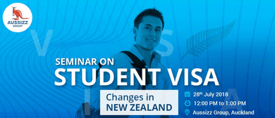 Seminar On Proposed Student Visa Changes In New Zealand