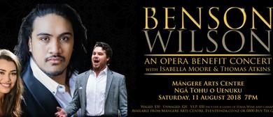 Benson Wilson an Opera Benefit Concert