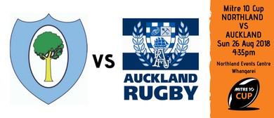 Northland vs Auckland