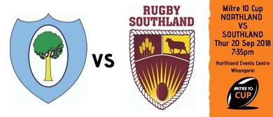 Northland vs Southland