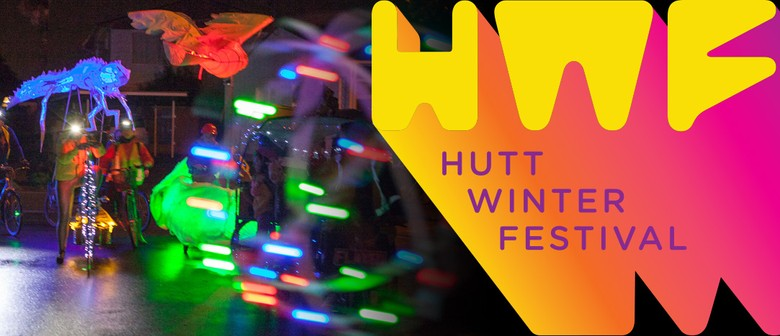 Bike Illuminating Station - Hutt Winter Festival