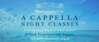 A Cappella Night Classes