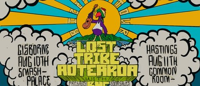 Lost Tribe Aotearoa- Rize Up Tour