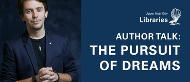 Author Talk by Dr Dragos Bratasanu: The Pursuit of Dreams