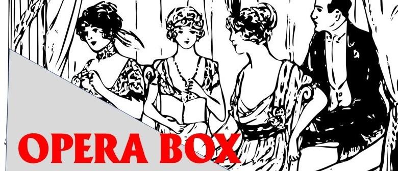 Opera Box Pop-up Series of Short Vintage Comedies