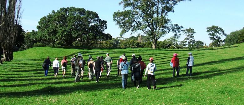 Cornwall Park Guided Walks