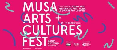MUSA Arts & Cultures Festival 18