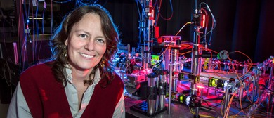 Raising the Bar: Lasers, Milk and Sperm