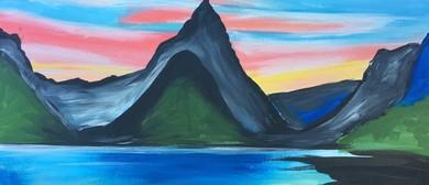 Paintvine - Mitre Peak