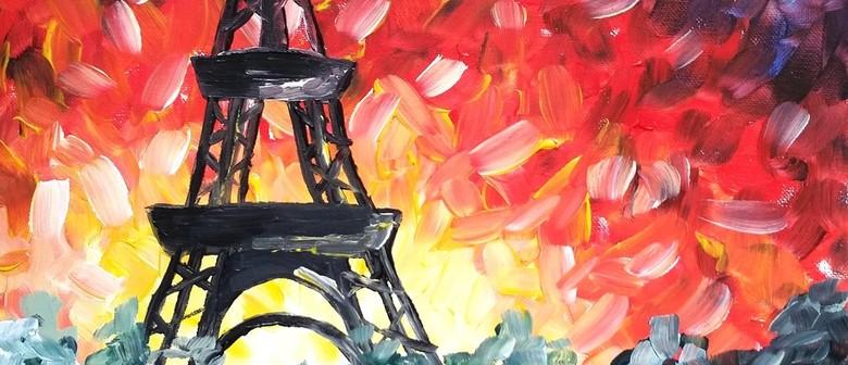 Paintvine - A Night In Paris