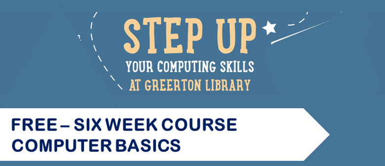 Stepping Up Computer Course - Session One Computer Basics