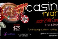 Casino Night Fundraiser for Muscular Dystrophy Hawke's Bay