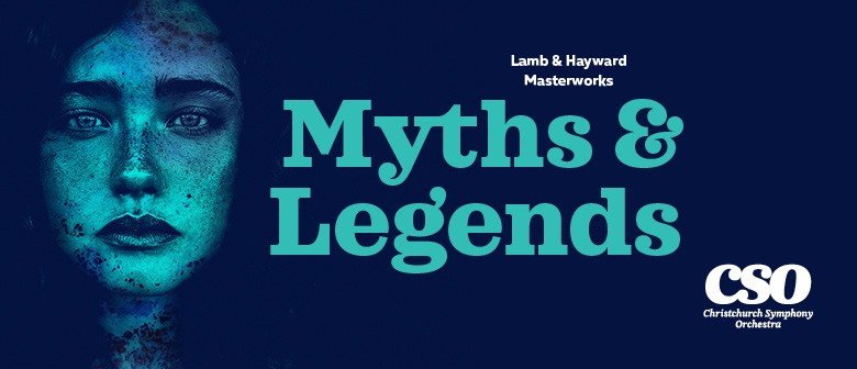 Lamb & Hayward Masterworks Myths and Legends