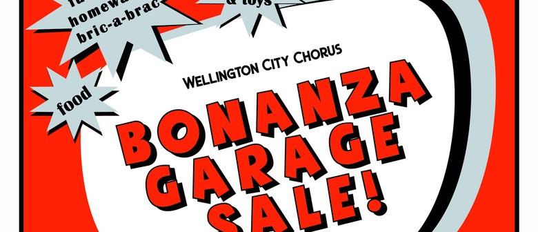 Garage Sale Bonanza