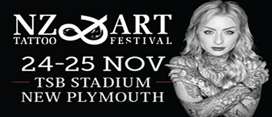 NZ Tattoo & Art Festival