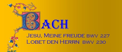 Bach Choir: Monteverdi Mass, J.S. Bach Motets