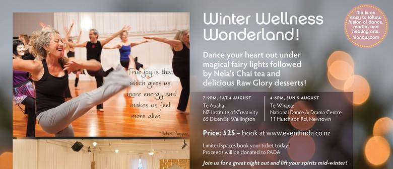 Winter Wellness Wonderland