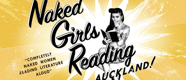 Naked Girls Reading: Auckland