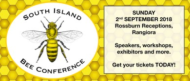 South Island Bee Conference