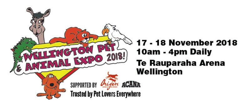Wellington Pet & Animal Expo 2018