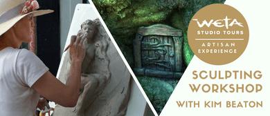 Artisan Experience: Sculpting Workshop with Kim Beaton