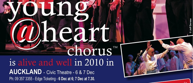 Young@Heart Chorus - Summerset Celebration of Age Tour