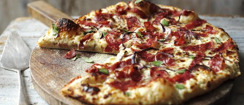 Fundraising Pizza Night for Con Brio Choir - Villa Maria