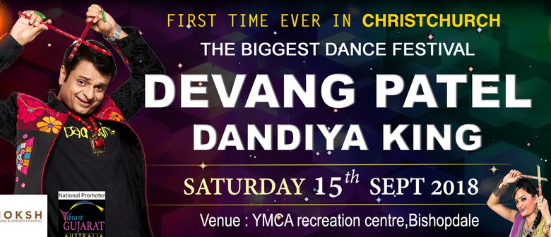 Christchurch Navratri - The Biggest Dance Festival