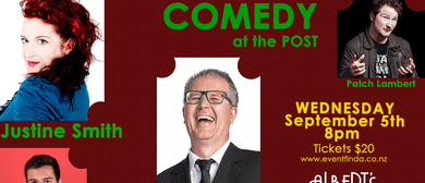 Comedy at the Post - September