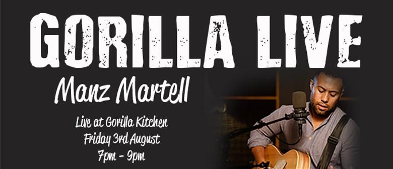 Gorilla Live - Manz Martell