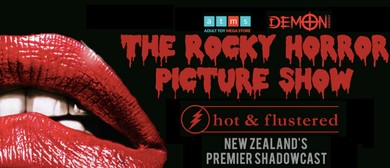 The Rocky Horror Picture Show - Hot & Flustered Shadowcast