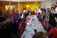 Kids Drop-in Art Day