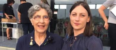 Floortalk: Ayesha Green with her Nana, Katie Portas