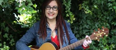Kristina Godfrey - Singer-Songwriter Celebrates Her CD