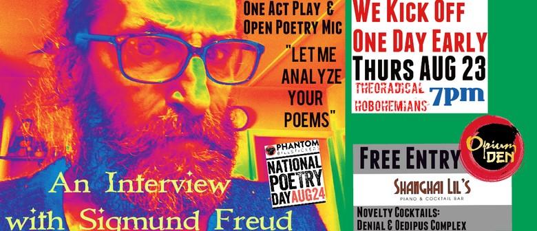 An Interview With Sigmund Freud