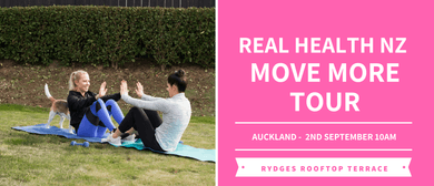 Real Health NZ Move More Tour