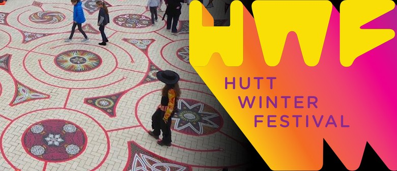 Artist Talk: Tape Art NZ Labyrinths - Hutt Winter Festival