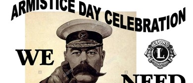 Armistice Day Celebration