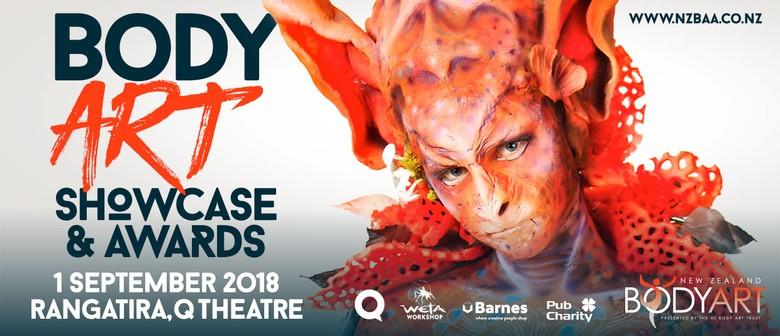 NZ Body Art Showcase 2018