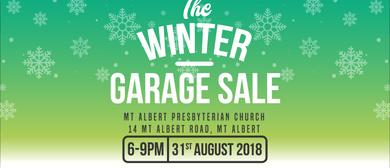CACL - Community Church Garage Sale