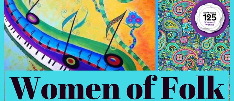 Women of Folk: Celebrating the Achievements of Suffrage 125