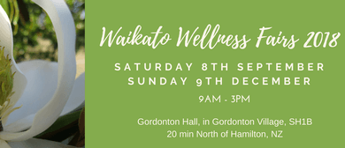Waikato Wellness Fairs 2018