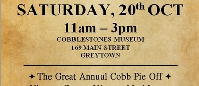 Cobblestones Museum Fete and Activities Day