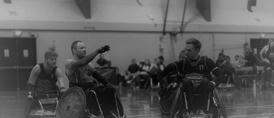 NZ Wheelchair Rugby National Championship