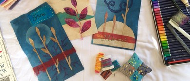 Creative Collage - Fabric Workshop with Charlotte Scott