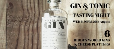 Craft Gin & Tonic Tasting Night Winter Special