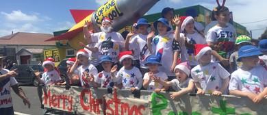 Rongotea Lions Christmas Parade