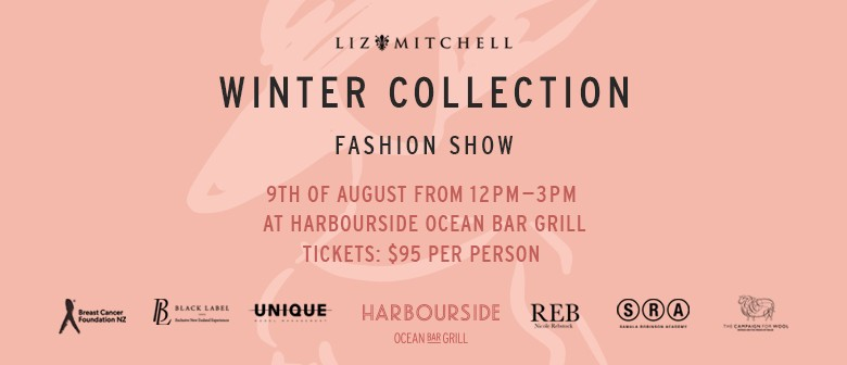 Liz Mitchell Winter Collection Fashion Show