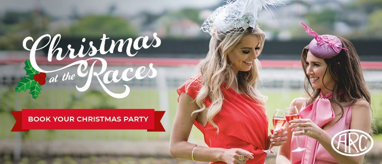 Christmas At The Races by Barfoot & Thompson