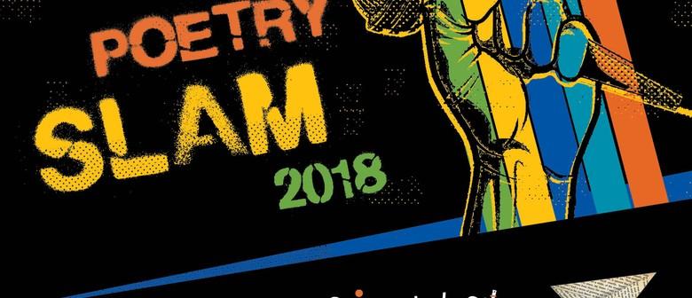 Going West: Poetry Slam Finals